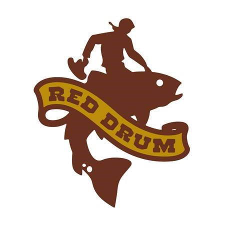 Red Drum logo